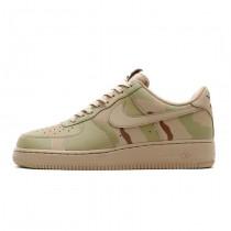 "Herren Nike Air Force 1 Low Reflective Desert Camo"" 3M 718152-204 Schuhe"