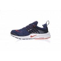 Unisex Nike Air Presto Qs 833876-061 Schuhe Tief Blau/Rot