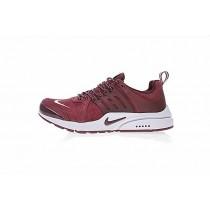 Wein Rot/Weiß 836670-008 Schuhe Nike Air Presto Qs Unisex