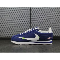 Königlich Blau/Weiß Virgil Ablohortez Leather Ao4693-991 Unisex Schuhe