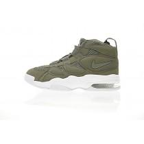 Nike Air Max 2 Uptempo Qs 919831-300 Herren Olive Grün Schuhe
