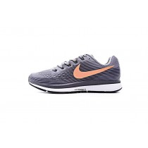 Schuhe Herren 880555-002 Nike Air Zoom Pegasus Grau/Orange