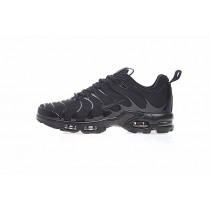 Herren Nike Air Max Plus Tn Ultra Schuhe All Schwarz 898015-002
