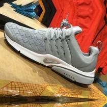 Herren  Nike Air Presto Se Woven 848186-002 Wolf Grau Schuhe