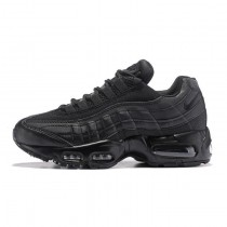 All Schwarz 807443-001 Damen Nike Wmns Air Max 95 Essential Schuhe