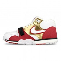 607081-101 Herren Nike Air Trainer 1 Mid Prm Qs Jerry Rice Schuhe