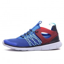 Schuhe Herren Königlich Blau/Marron Rot Nike Free Viritous