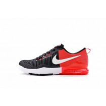 852438-016 Schuhe Herren Schwarz/Rot Nike Zoom Train Action