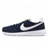 826669-410 Herren Fragment X Nikelab Roshe Schuhe Marine Blau