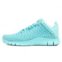 Schuhe Herren Licht Aqua Nike Free Inneva Woven Tech Sp 705797-448