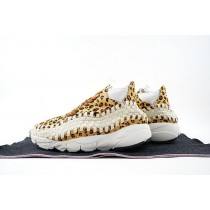 Unisex Schuhe Nike Air Footscape Woven Chukka Motion Leopard 446337-200