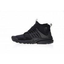 All Schwarz Aa0868-001 Herren Nike Air Presto Mid Utility Schuhe