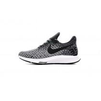Nike Zoom Flyknit Schuhe Herren Licht Grau/Schwarz/Weiß 728867-001