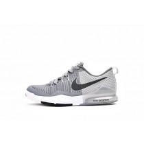 Herren Nike Zoom Train Action Cool Grau/Weiß 852438-012 Schuhe