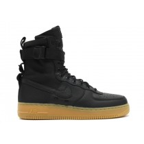 859202-009 Schuhe Schwarz/Gum Licht Braun Nike Special Forces Air Force 1 Unisex
