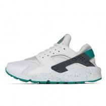 Weiß/Grau/Grün Schuhe Herren 318429-133 Nike Air Huarache