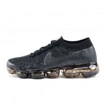 Herren 849560-001 Schuhe Schwarz/Grau Nike Air Vapormax