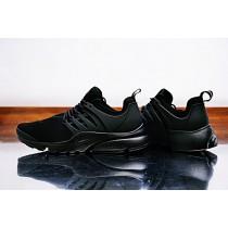 Unisex 896277-001 Nike Air Presto Ultra Breathe Schuhe All Schwarz