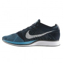 Unisex Chlorine Blau 526628-414 Schuhe Nike Flyknit Racer