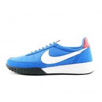 Herren 845089-600 Blau/Weiß/Rot Nike Roshe Waffle Racer Nm Schuhe