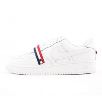 Schuhe Nike Air Force 1 Low 315122-111 Weiß/Emoji Unisex