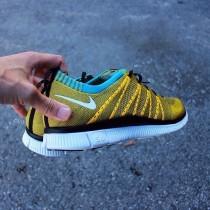 Herren Nike Htm Free 5.0 Flyknit Nsw Schuhe