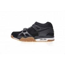Herren Schuhe 705426-002 Schwarz/Weiß Nike Air Trainer Iii