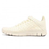 705797-008 Schuhe Herren Nike Free Inneva Woven Tech Sp Milk Weiß