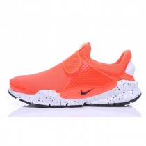 Unisex Schuhe Orange/Graffiti Nike Sock Dart  819686-701