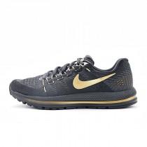 Herren Schuhe 863762-008 Schwarz/Gold Nike Air Zoom Vomero 12