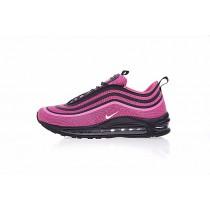 Damen Nike Air Max 97 Ul '17 Gs Schuhe Schwarz/Rosa 917999-001