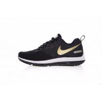 Nike Zoom Winflo 4 Herren Schwarz/Gold/Weiß 921704-002 Schuhe