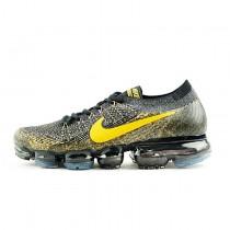 Herren 849560-006 Nike Air Vapormax Schuhe Schwarz/Gold
