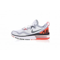Damen Nike Air Max Fury Aa5740-102 Schuhe Weiß/Grau/Orange Rot