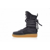 Schwarz/Braun Aa3965-001 Unisex Schuhe Nike Wmns Sf Air Force 1 High