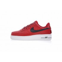 Nba X Nike Air Force 1 Af1 823511-604 Unisex Schuhe Nba Rot Schwarz
