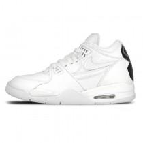 Weiß/Weiß-Weiß Schuhe 804605-100 Unisex Nike Air Flight 89 Le