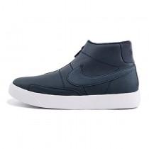 859200-400 Schuhe Marine Blau Nikelab Blazer Advanced Premium Unisex