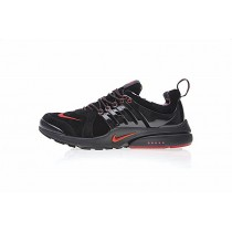 Unisex Nike Air Presto Qs Schuhe 833876-461 Schwarz/Rot