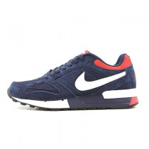 Herren Schuhe 705172-404 Nike Air Pegasus Racer Tief Blau/Rot