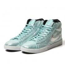 "Herren Schuhe Mint 637990-001 Nike Wmns Blazer Mid ""Disco Ball"