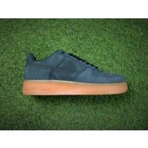 Herren Outdoor Grün/Gum Gelb Schuhe Aa1117-300 Nike Wmns Air Force 1 '07 Se