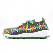 Unisex 325145-068 Nikelab Air Footscape Rainbow Schuhe