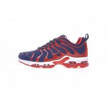Herren Weiß/Rot/Tief Blau 898015-446 Nike Air Max Plus Tn Ultra Schuhe