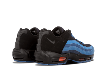 Unisex Nike Air Max 95 Lj Qs & Lebron James 822829-444 Schuhe