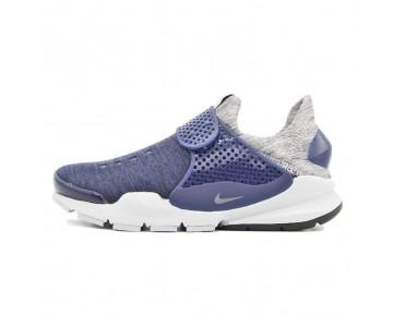 Schuhe Nike Sock Dart Tech  Fleece Unisex Marine Blau/ Weiß