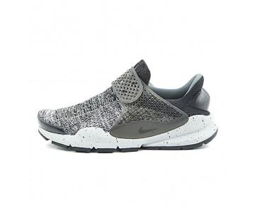 Unisex Nike Sock Dart Se Premium 859553-001 Dust Grau/Schwarz Schuhe