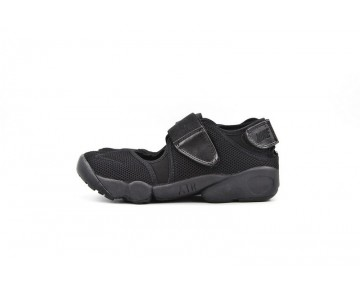 315766-006 Damen Schwarz Nike Air Rift Sandal Schuhe