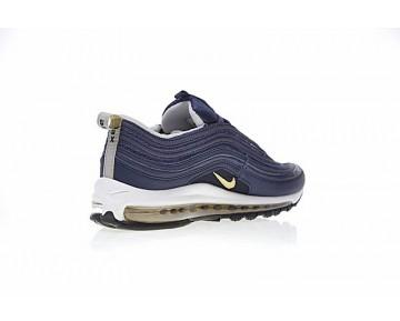 Schuhe 921826-400 Nike Air Max 97 Tief Blau/Gold Herren