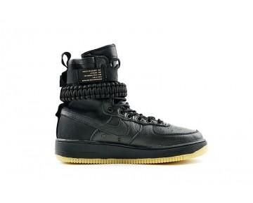 Schwarz Gum Nike Special Field Air Force 1 864024-001 Schuhe Unisex